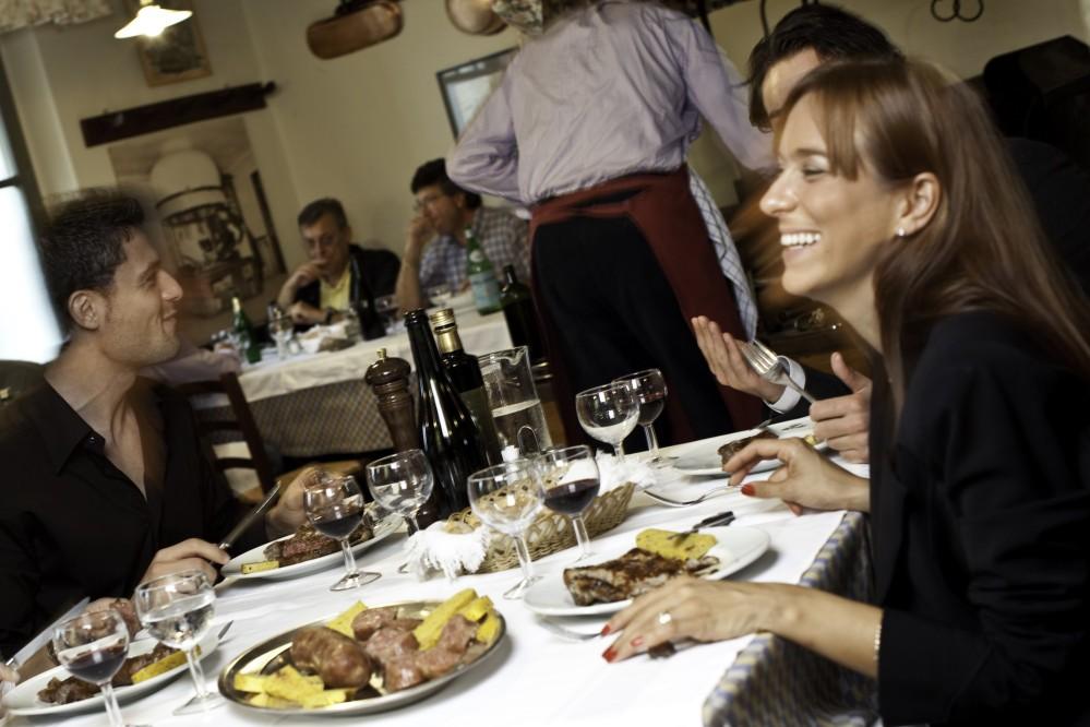 Italians love their local wine, and so will you. – © Alessandro Castiglioni