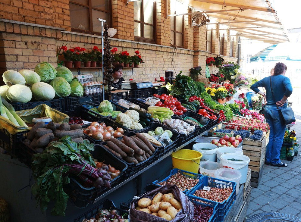 Halės market is a good place to chat with locals. – © www.vilnius-tourism.lt