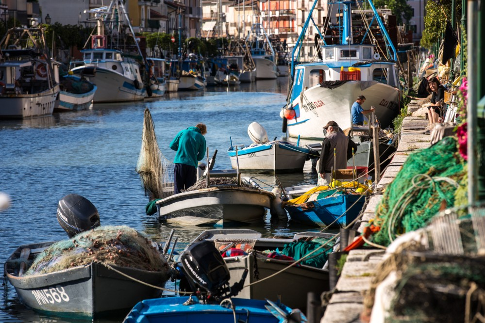 Grado has an active fishing community that provides fresh seafood to local restaurants and markets – © Massimo Crivellari / PromoTurismoFVG
