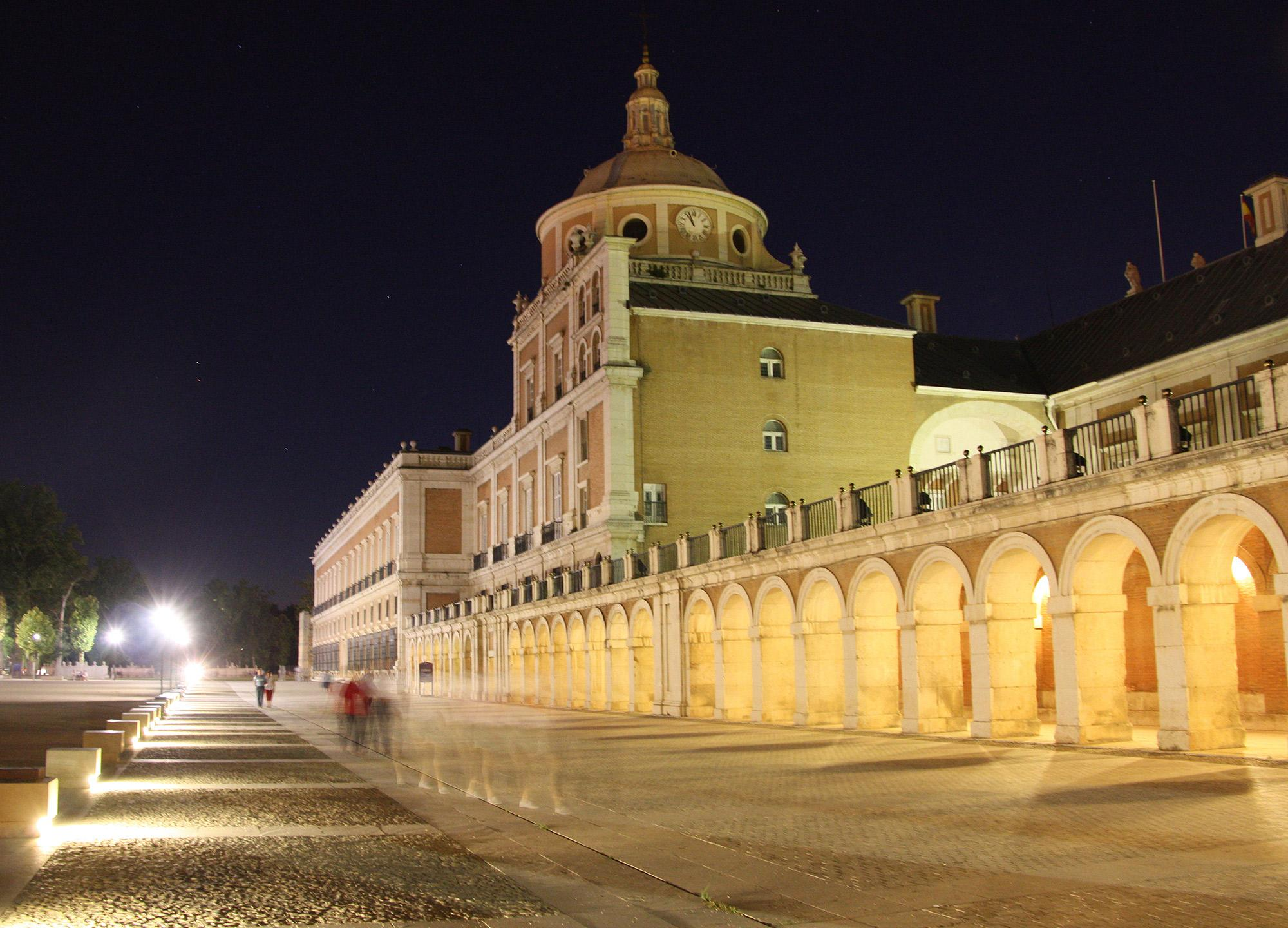 Aranjuez is a safe and quiet town to stroll around, day or night. – © Miguel Portillo / Municipality of Aranjuez