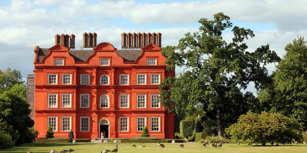 Georgian Palace. – © 0. Afflamen / Shutterstock