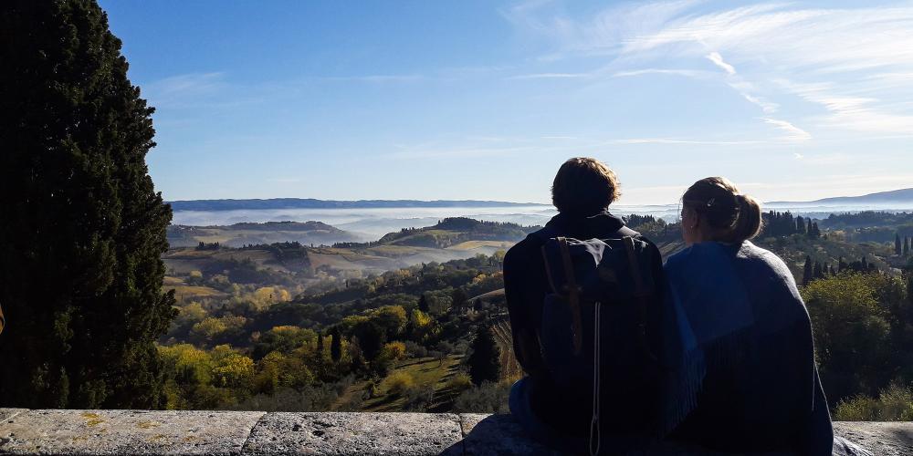 Venez découvrir San Gimignano et perdez-vous avec bonheur dans son histoire. – © Tina Fasulo / Share your Sangi