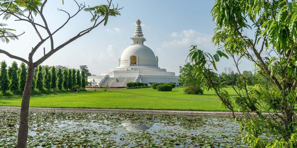Lumbini The Birthplace Of The Lord Buddha World Heritage Journeys Buddha