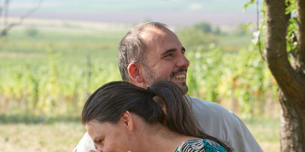 Judit Bodó creates wines with her husband, helping each other and completing their sophisticated, elegant Hegyalja wines. – © Gyorgy Darabos