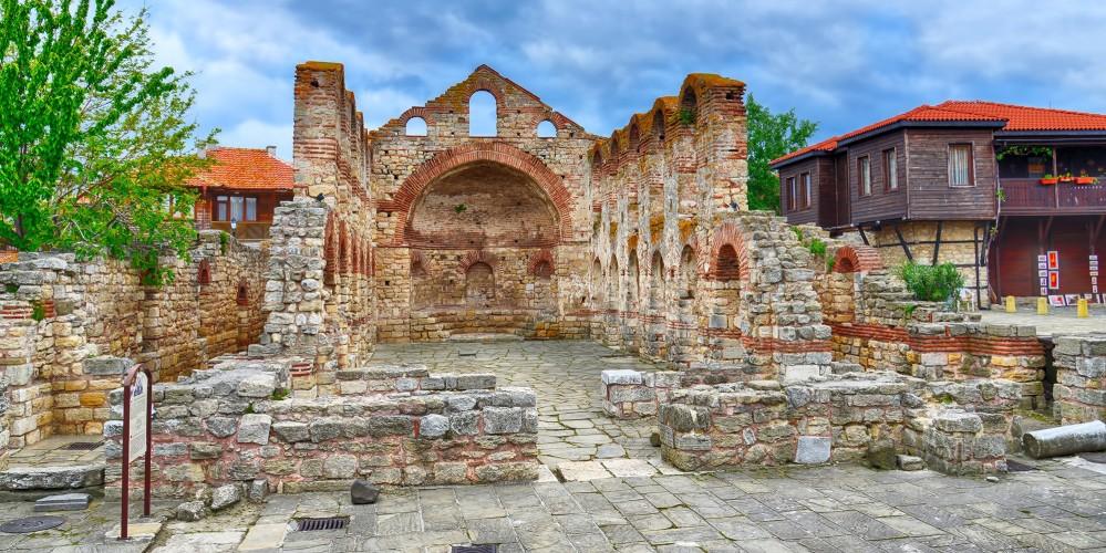 La basilique Sainte-Sophie est l'un des temples chrétiens les plus anciens d'Europe. – © Victor Lauer / Shutterstock