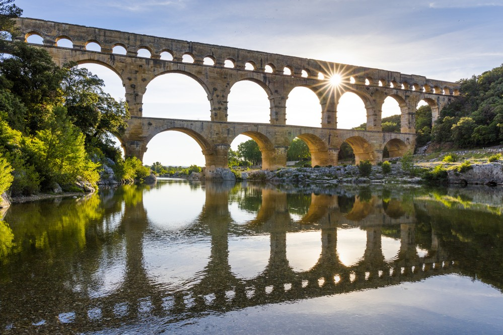 Photographic opportunities abound with this ancient masterpiece and especially when the light is right and the bridge is perfectly reflected in the water. – © Aurelio Rodriguez
