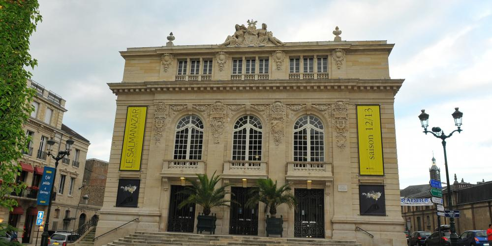 For more than 100 years, the Gabrielle-Dorziat Theatre has staged numerous plays, concerts and performances. – © City of Epernay