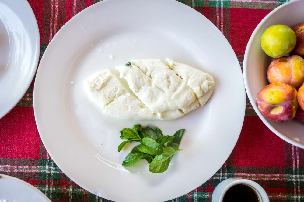 Although halloumi was invented in Cyprus, it is particularly popular these days in the Middle East. – © Michael Turtle
