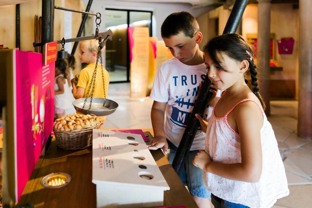 Le Ludo est la zone réservée aux enfants où les plus jeunes pourront s'amuser tout en apprenant. – © Aurelio Rodriguez