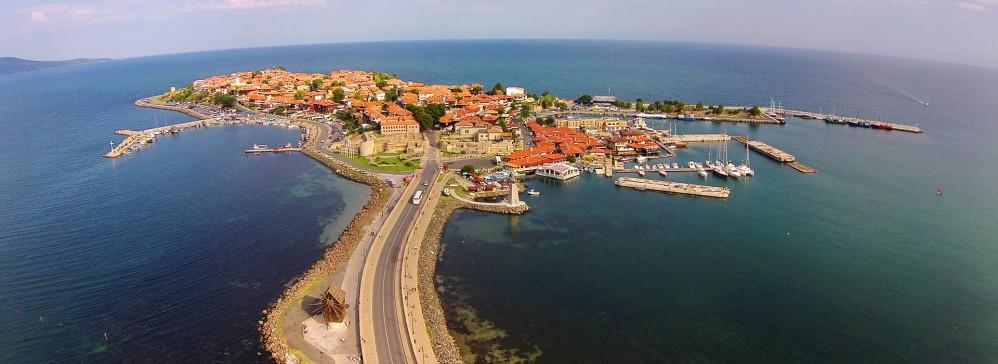 Autrefois, Nessebar était une ville commerciale importante et faisait partie de la Ligue de Delian - une alliance des états grecs antiques. – © Nessebar Municipality