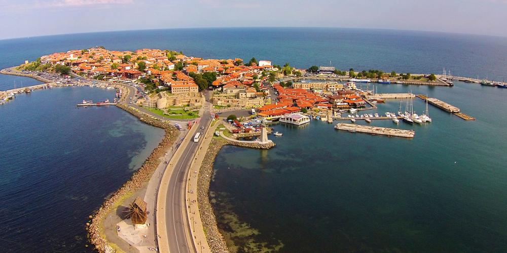 Nessebar was once an important trading city and part of the Delian League - an alliance of ancient Greek states. – © Nessebar Municipality