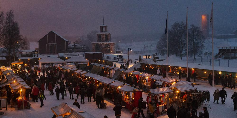 Sweden takes Christmas seriously and this is one of the best events in the country to experience the festive spirit. – © Per Eriksson