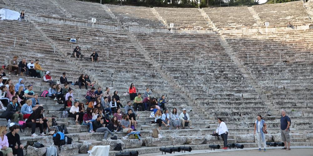 © Athens and Epidaurus Festival