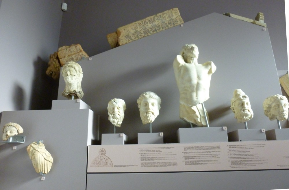 The museum has 1,000 artefacts dating from 3,000 BC to the 19th century. – © Hellenic Ministry of Culture and Sports / Ephorate of Antiquities of Ilia