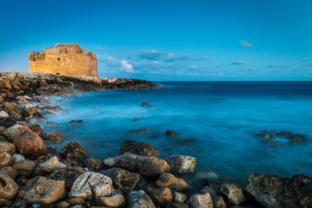 The castle serves as the backdrop for events and festivals, including the Pafos Aphrodite Festival in September. – ©  lightpoet / Shutterstock