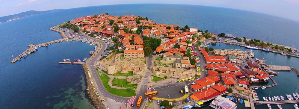 The maze of Nessebar's cobblestone streets takes visitors on a journey through thousands of years of history. – © Nessebar Municipality