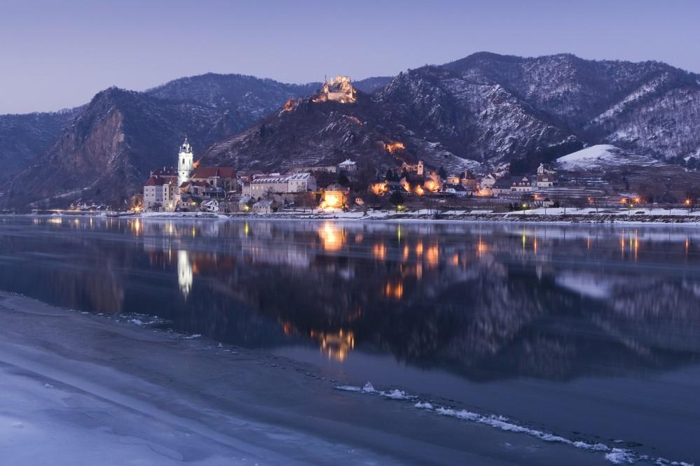 La Wachau peut être visitée à tout moment de l'année et propose des activités à chaque saison. – © Lachlan Blair / Donau NÖ