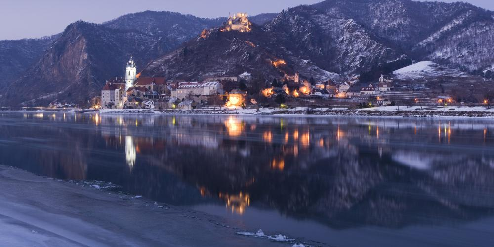 The Wachau is a year-round destination with activities worth a visit during every season. – © Lachlan Blair / Donau NÖ