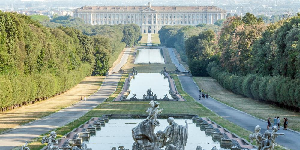 Image result for royal palace caserta