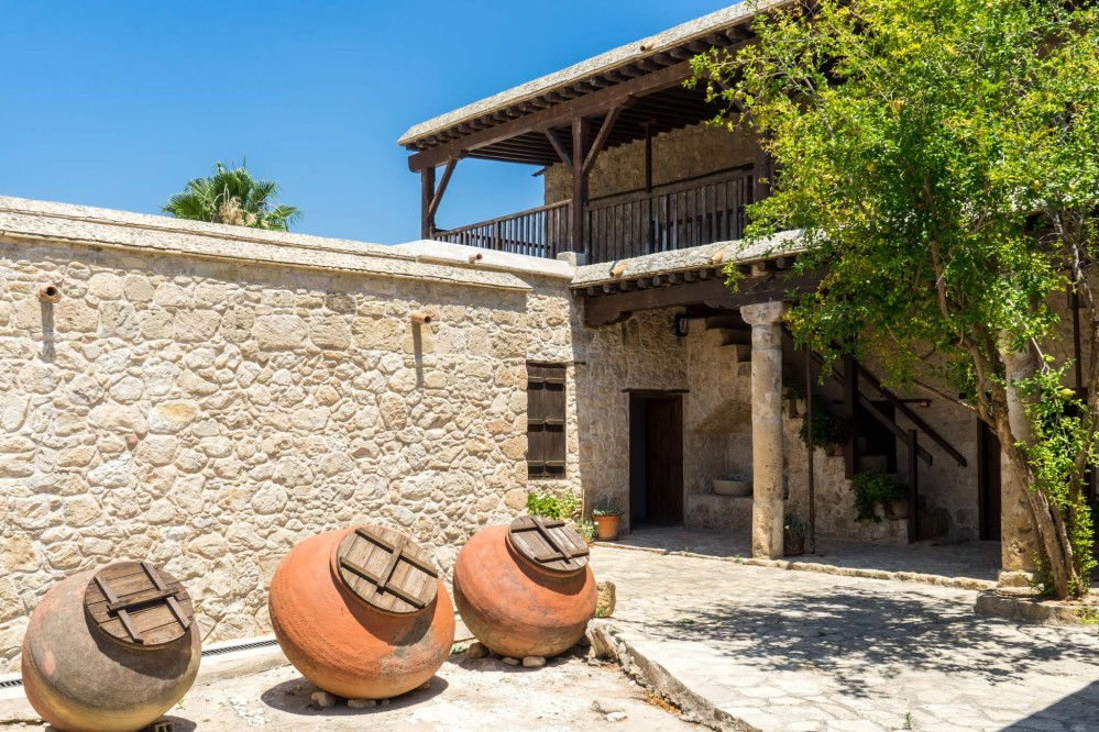 Local Ethnographic Museum of Geroskipou – © Michael Turtle