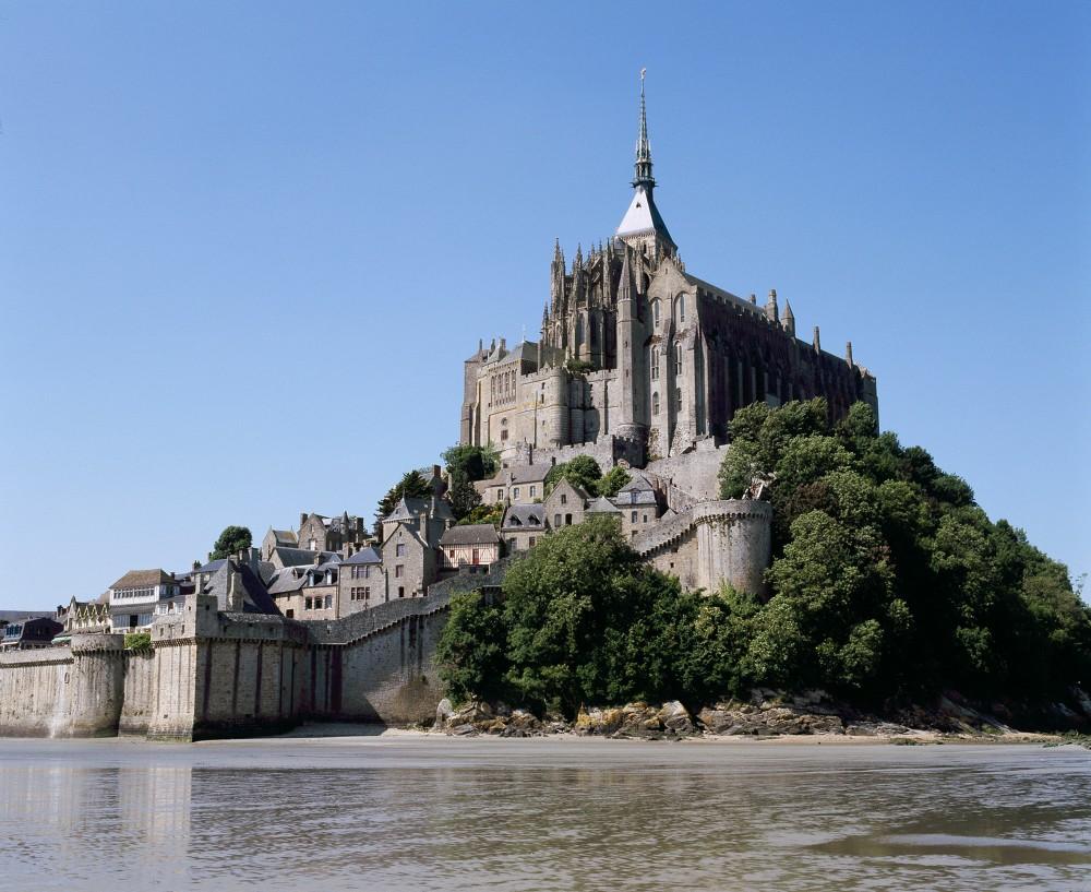 Mont-Saint-Michel – © Philippe Berthé / Centre des monuments nationaux