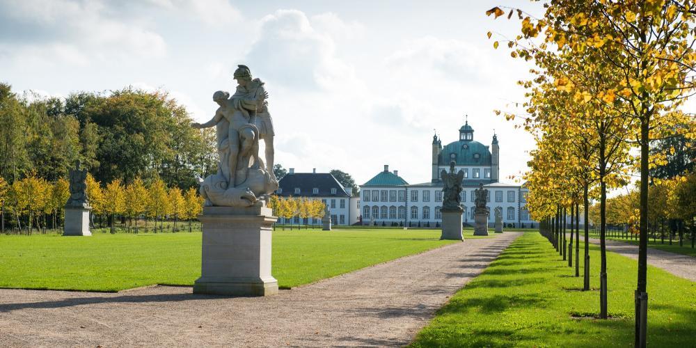 """Résultat de recherche d'images pour """"Palais de Fredensborg"""""""