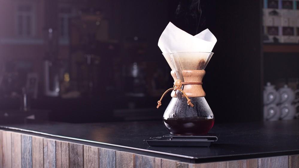 Coffee making in Vilnius can be a real process. – © Jūratė Ivanauskaitė