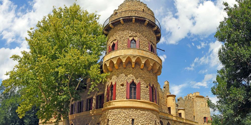 John's Castle in the Lednice-Valtice Cultural Landscape. – © Pecold / Shutterstock