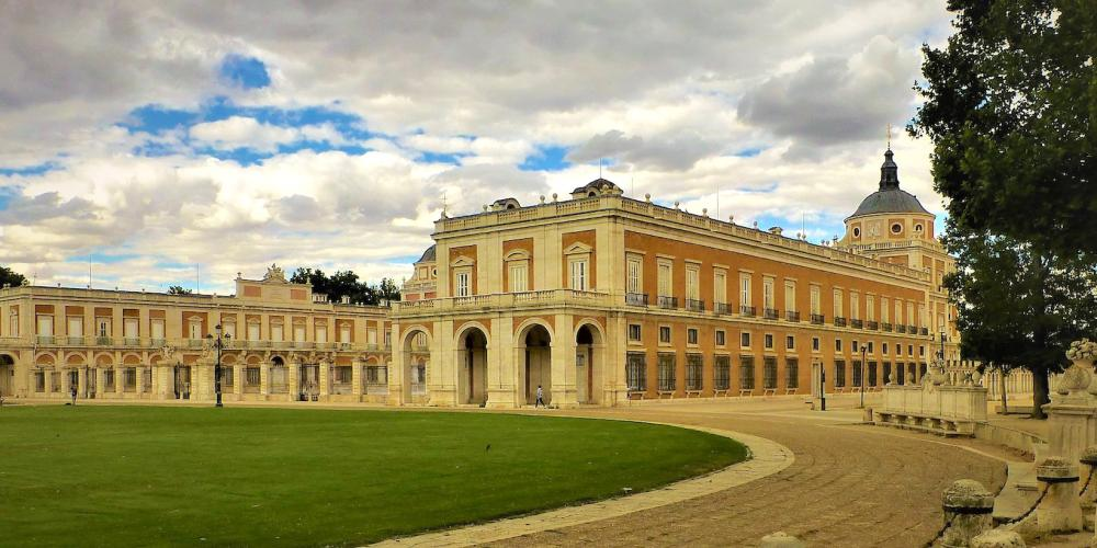 A visit to the Royal Palace of Aranjuez—a residence of the King of Spain in the Community of Madrid—is a breathtaking experience. – © Joaquín Álvarez