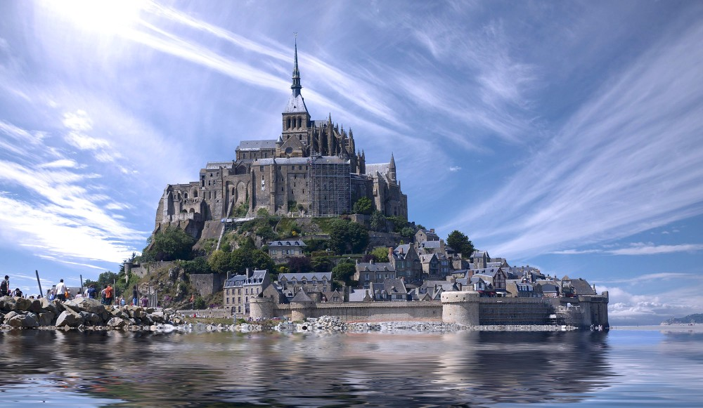 Mont-Saint-Michel. – © werner22brigitte / Pixabay