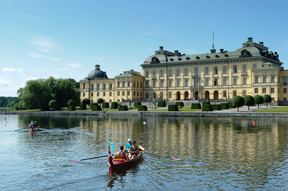 One of the best ways to experience Drottningholm is by boat. – © Gomer Swahn