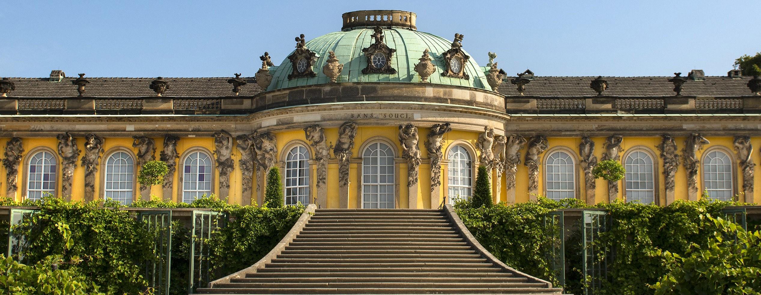 Sanssouci Palace | World Heritage Journeys of Europe
