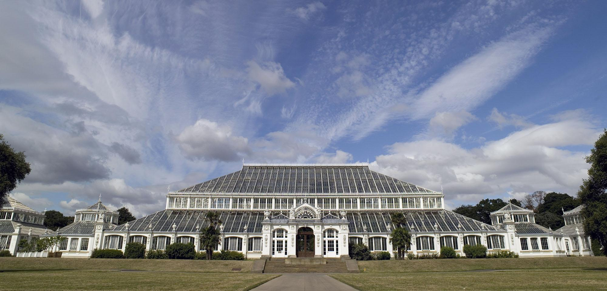 The Temperate House is home to 10,000 plants, many of which are rare and threatened in their natural environment. – © RBG Kew