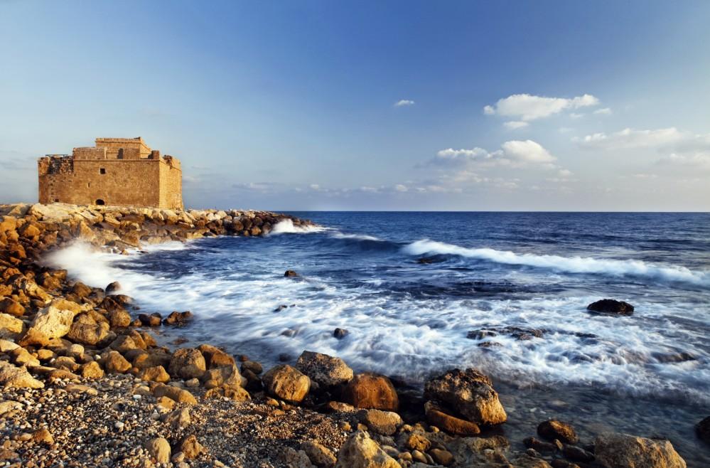 Pafos Castle. – © Markus Bassler