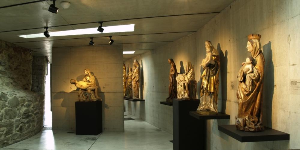 Religious sculptures collected by Olomouc bishops since the 16th century – © Milena Valušková