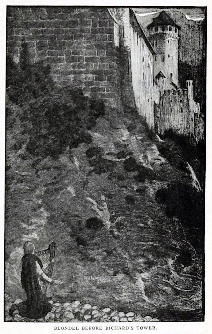 Children's book illustration – University Society, New York (1912)