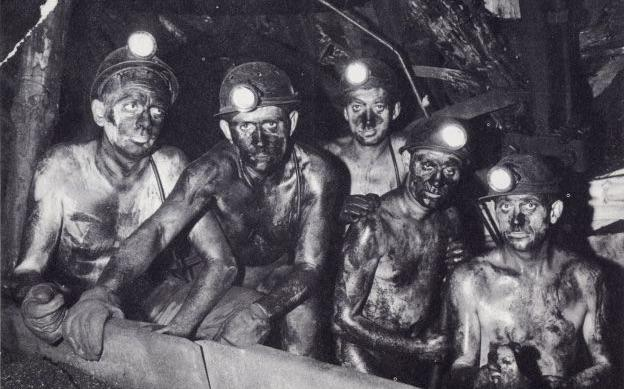 Nearly 50,000 Italians emigrated to Belgium after World War II to work in the mines