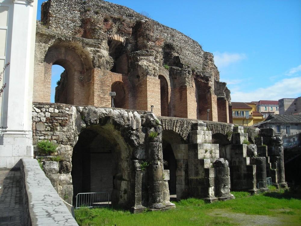 The Roman Theatre – © Decan / Wikimedia