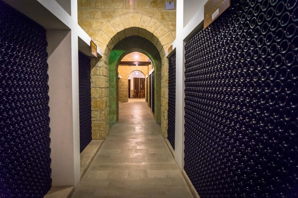The tradition of wine making, which goes back thousands of years in Cyprus, has not been forgotten. – © Michael Turtle