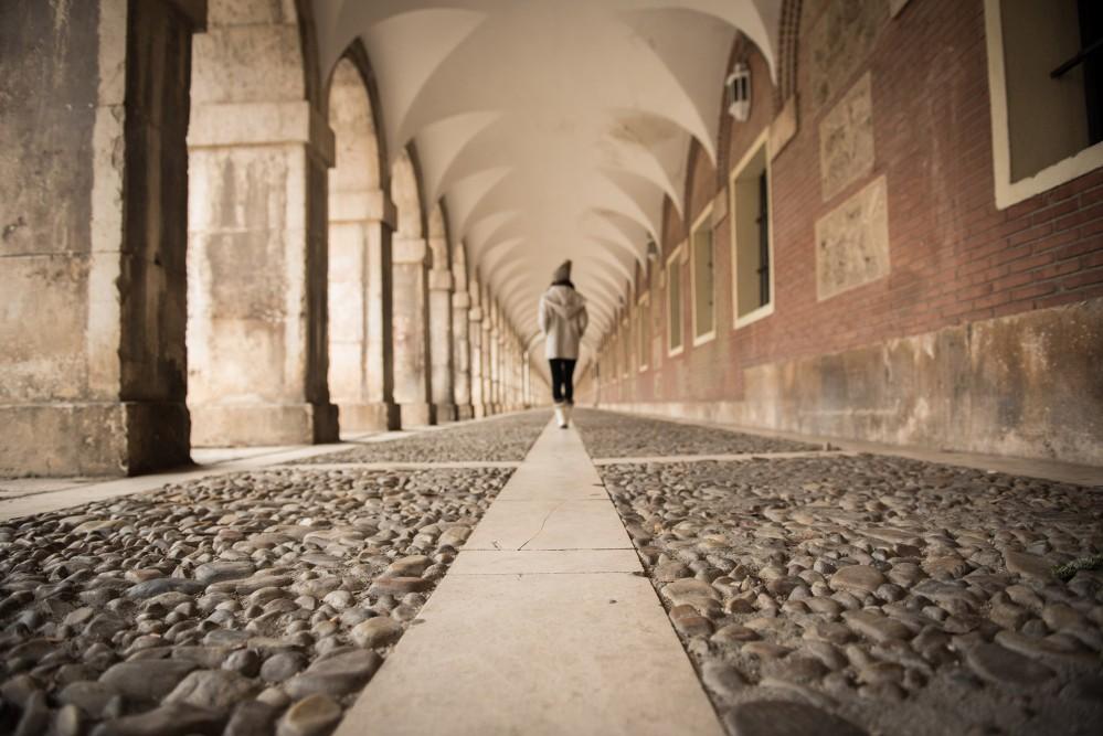 Voutes du Palais Royal d'Aranjuez. – © Carlos G. Lopez / Shutterstock