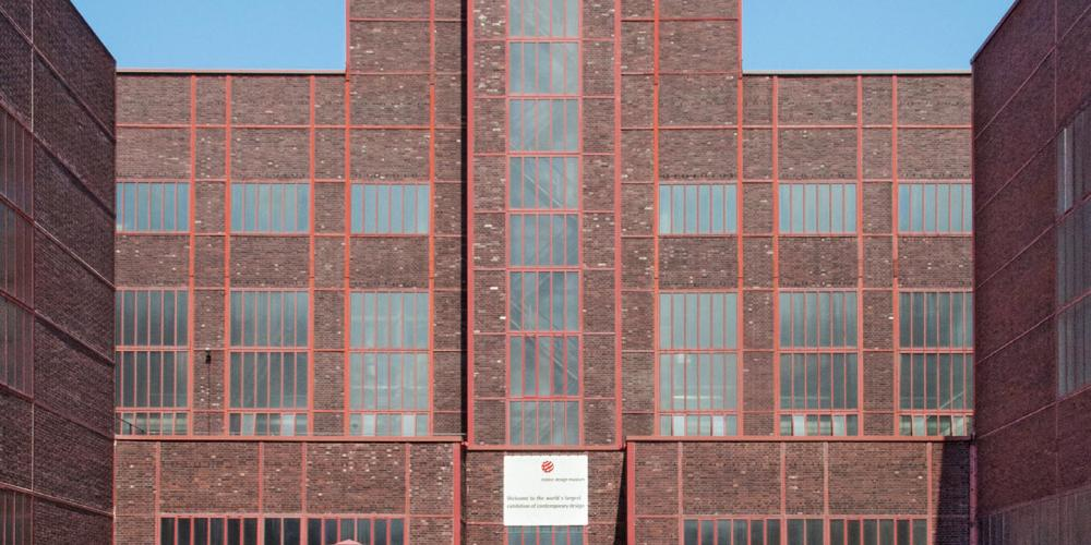 The Boiler House, converted by Lord Norman Foster, now accommodates the Red Dot Design Museum with one of the world's largest exhibitions on contemporary design. The permanent exhibition features approximately 2,000 objects from about 45 countries, which have all been distinguished by the Red Dot Design Award. – © Red Dot Design Museum