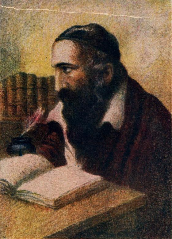 Shabbatai HaKohen was a famous 17th century Jewish scholar who lived and worked in Holešov. He became known as the Shakh, an abbreviation of his most important work, Siftei Kohen (literally Lips of the Priest).