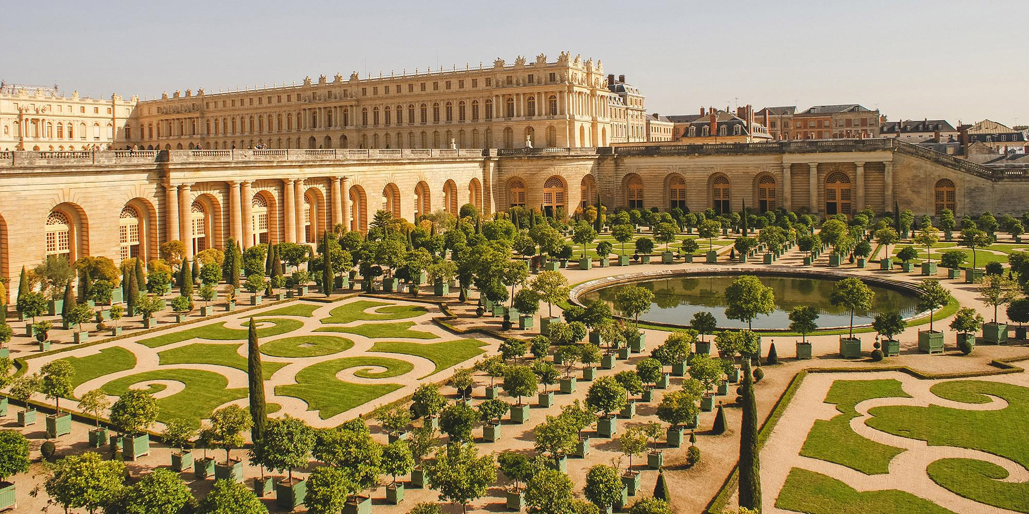 The Royal Palace in Versailles. – © Bartlomiej Rybacki