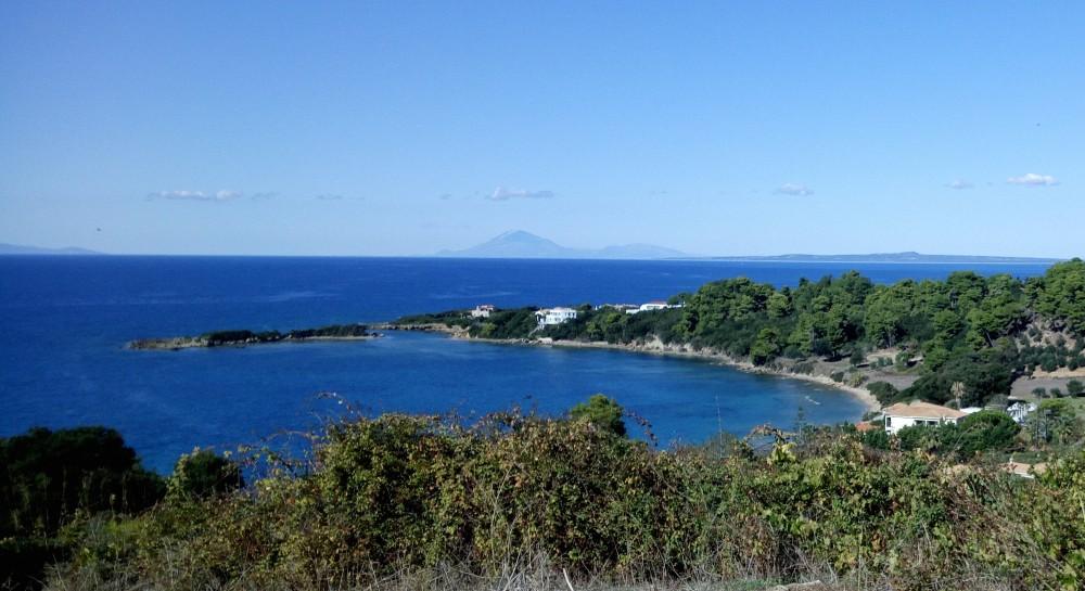The Bay of Agios Andreas is adjacent to Katakolo. – © Konstantinos Antonopoulos
