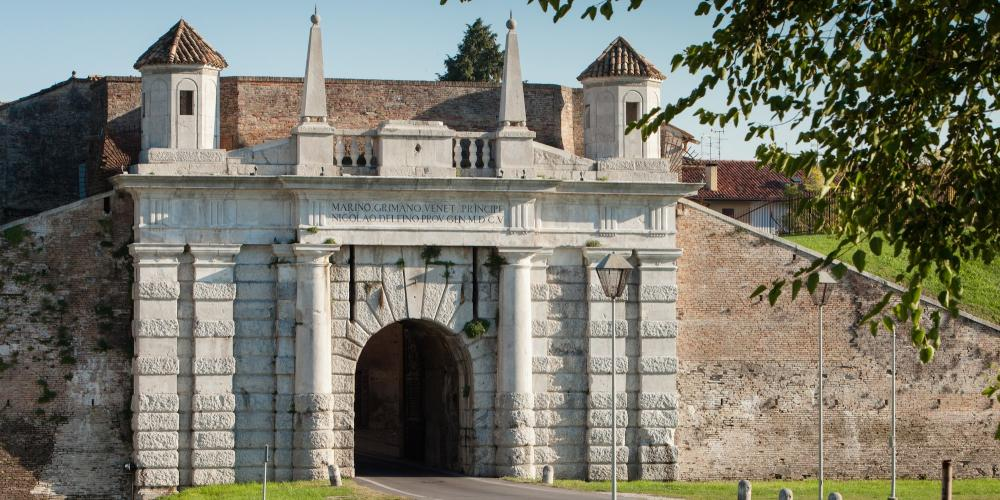 Udine Gate entrance to Palmanova – © Alessio Buldrin - Foto e Grafica Immagini Srl