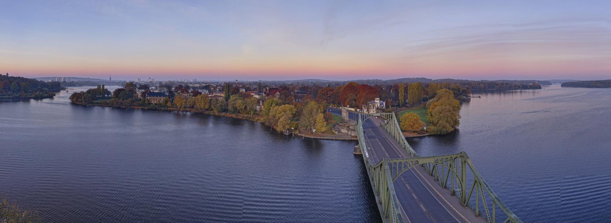 Potsdam is an island of contemplation. – © Andre Stiebitz / PMSG