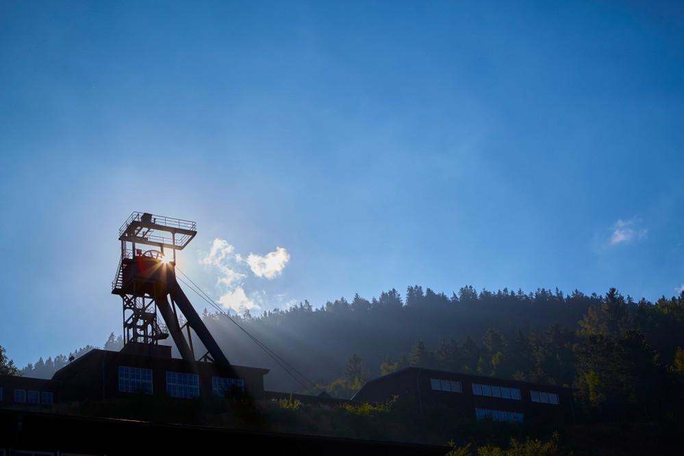 Selon des découvertes archéologiques, la mine de Rammelsberg est probablement la plus ancienne mine d'Europe. Il y a des indications d'activités minières remontant au IIIe siècle. – © Stefan Sobotta