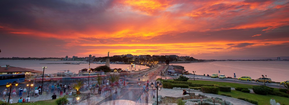 Nessebar is not far from popular Black Sea beaches, which guarantees the chance to add seaside relaxation to a wonderful summer holiday. – © Nessebar Municipality
