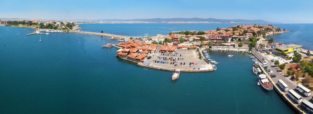 Nessebar became an important trading city during the Ancient Greek period and coins began to be minted here from the 5th century BC. – © Nessebar Municipality