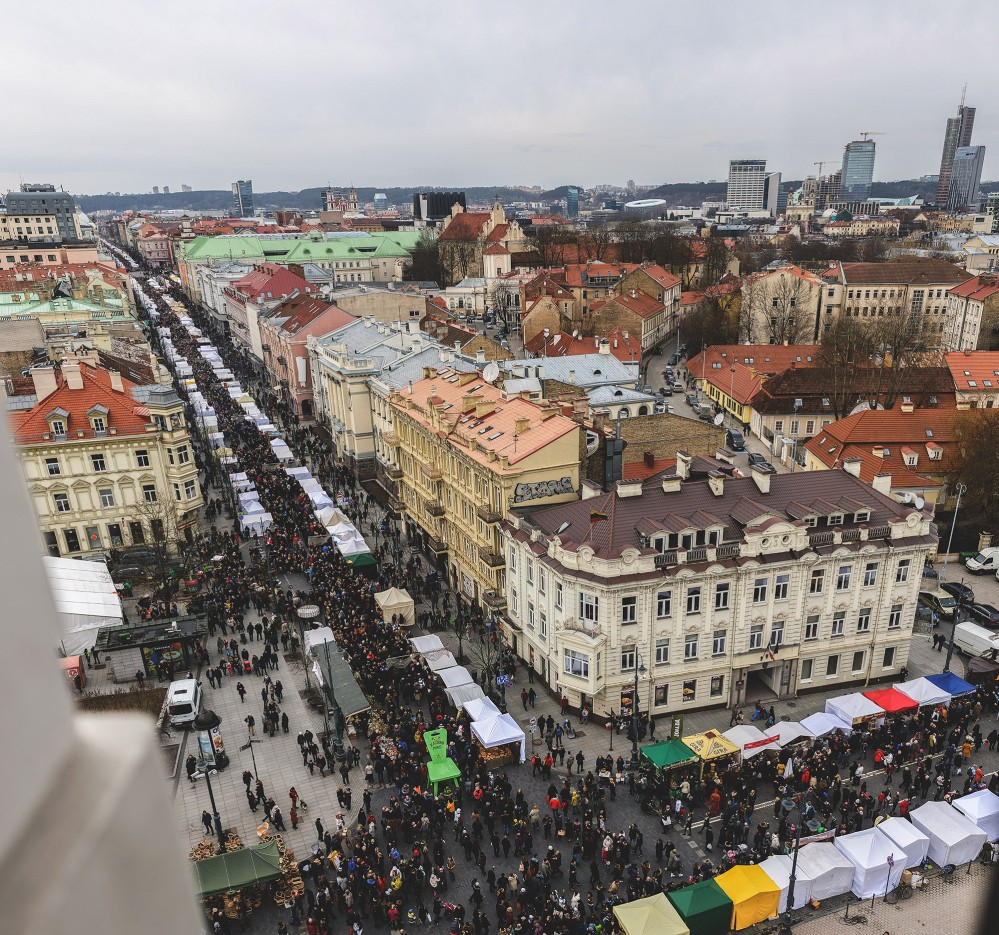 Days of the Capital is one of the most popular events in Vilnius. – © www.vilnius-tourism.lt